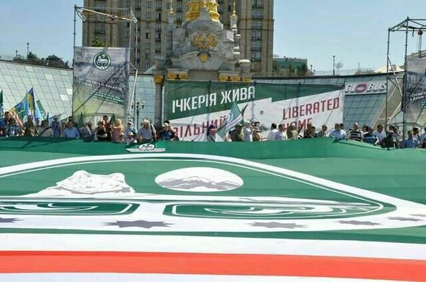 Украина и машина времени. Политика, Украина, Чечня, майдан, Киев, машина времени