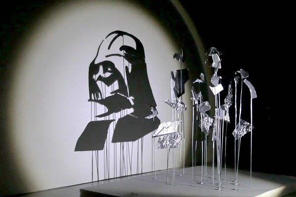 Это искусство Искусство, Star Wars, тень, длиннопост