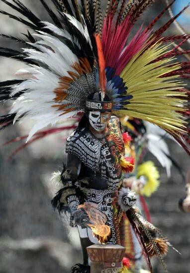 Ацтеки. Ацтеки, империя, история, длиннопост