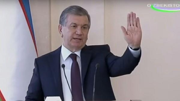 Президент Узбекистана о порядке проведения свадеб Политика, узбекистан, свадьба, ограничения