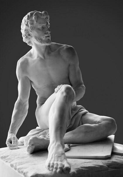 Эмоции в камне Искусство, эмоциональная, скульптура, это прекрасно, длиннопост