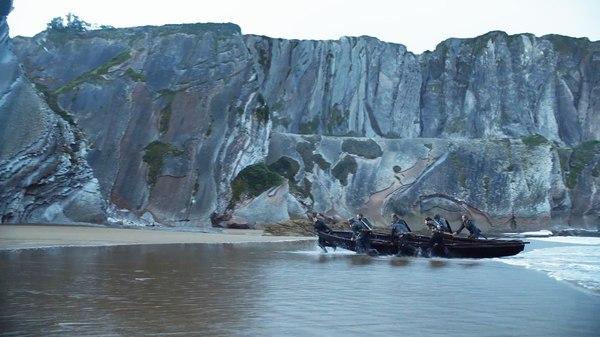 Когда ждёшь от лодки нечто большее Игра престолов, Игра престолов 7 сезон, спойлер, Джон Сноу, Теон Грейджой, разочарование, длиннопост