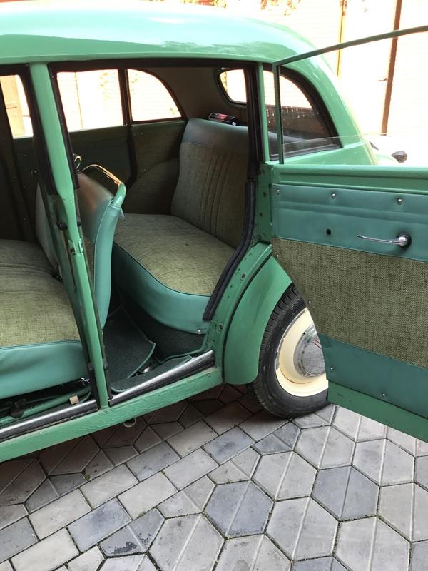 Моя коллекция - экземпляр #1 сделано в СССР, москвич 401, ретроавтомобиль, коллекционирование, длиннопост