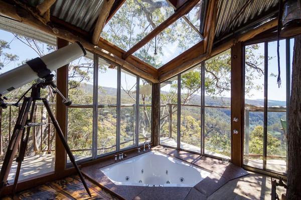 Этот домик прекрасен Secret Treehouse, Вьетнам, дом, Домик на дереве, интерьер, длиннопост