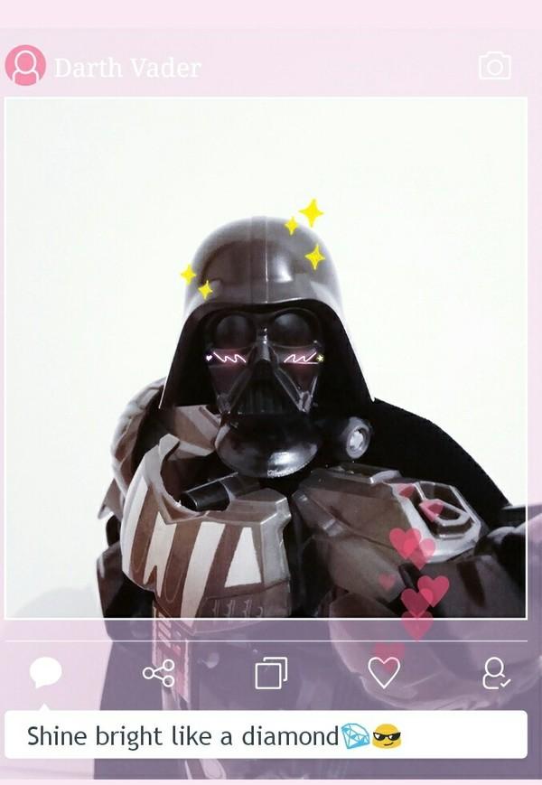 Такой разный Дарт Вейдер star wars, Darth Vader, lego star wars, lego, игрушки для взрослых, длиннопост