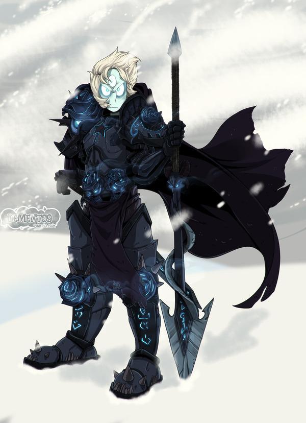 Death Knight Pearl