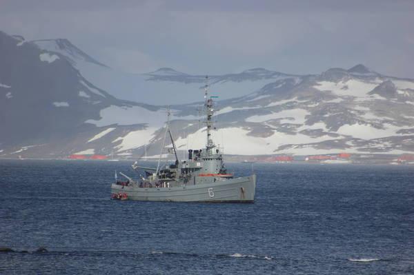 В нашу гавань заходили корабли Антарктика, НЭС Академик Фёдоров, Россия, Чили, Корабль, срач, длиннопост