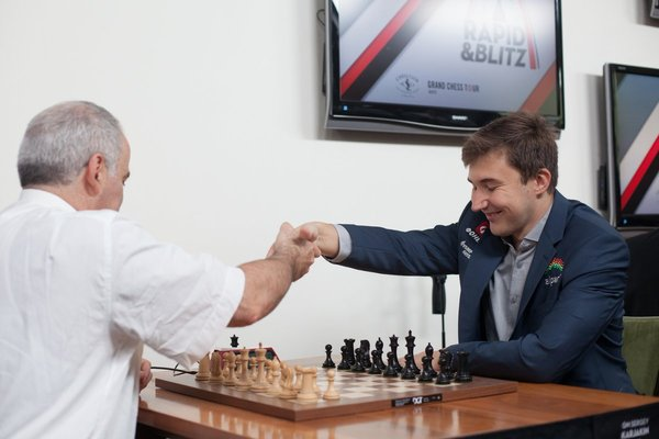 Каспаров Vs Карякин каспаров, карякин, Шахматы