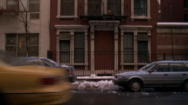 Потерянный дом Друзья, Фиби, нью-йорк, гринвич виллидж, лига детективов