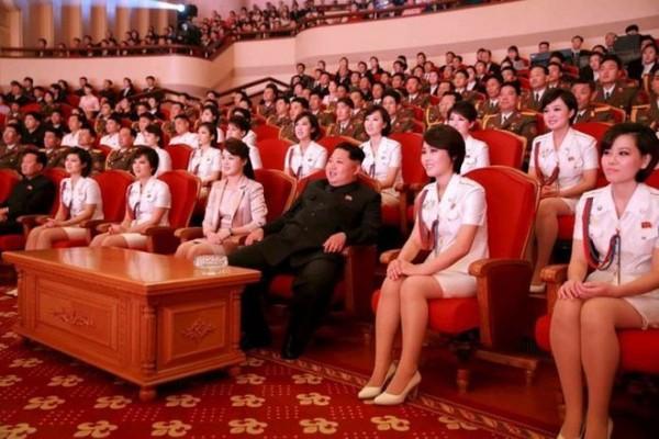 Девушки Северной Кореи северная корея, девушки, красота, длиннопост