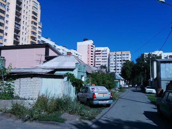 Улица Пушкина в Белгороде. белгород, улица Пушкина, свой дом, фотография, длиннопост