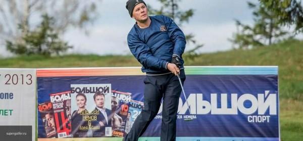 Чемпион России по гольфу убил свою мать и отрезал ей голову. убийство, Гольф