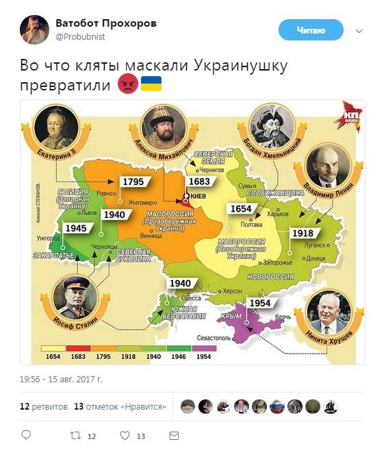 Оккупанты!!!адынрасрас Украина, Россия, Политика, Территории России, Бесплатные подарки