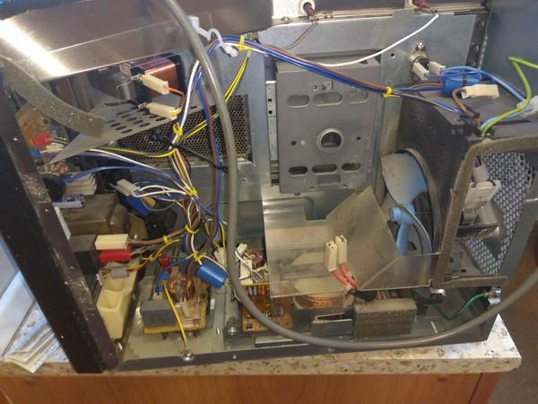 Инверторная печь Panasonic NN-C2003S микроволновка, panasonic