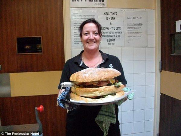 Перекус еда, Австралия, бургер, фастфуд, слабо, БЕСПЛАТНО!, подарок, Состязание, длиннопост