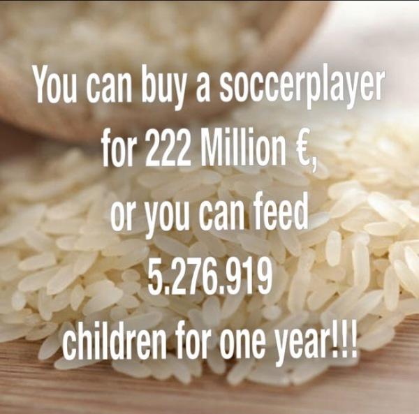 Стоит задуматься футбол, благотворительность, деньги