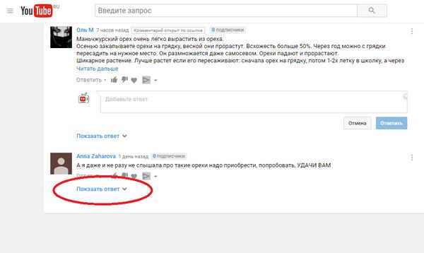 Сейчас в YouTube