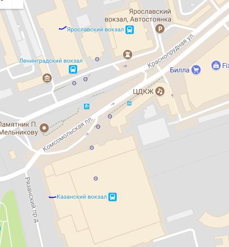 Попытка заработать на приезжих или ненависть к бомбилам Таксист, Вокзал, Москва