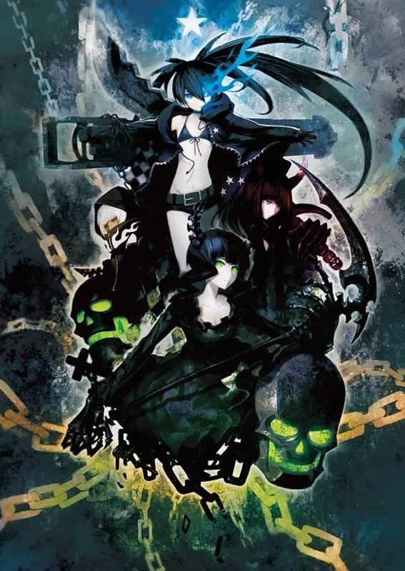 Black Rock Shooter (OVA)