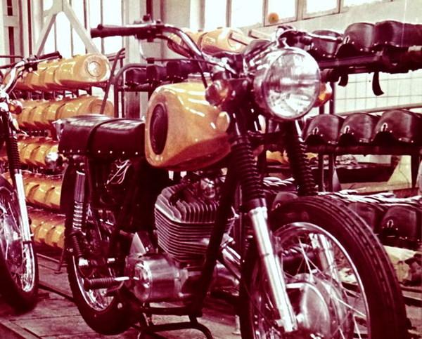 Удовлетворение спроса «Иж Планета Спорт» ссср, история, мотоциклы, ижевск, длиннопост