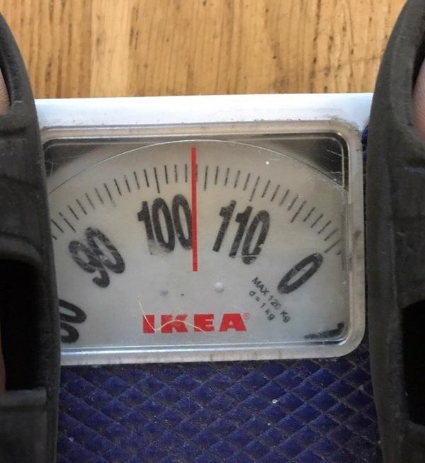Похудение: день 3, вес 106 кг. ActionBlog, Похудение, спорт, длиннопост