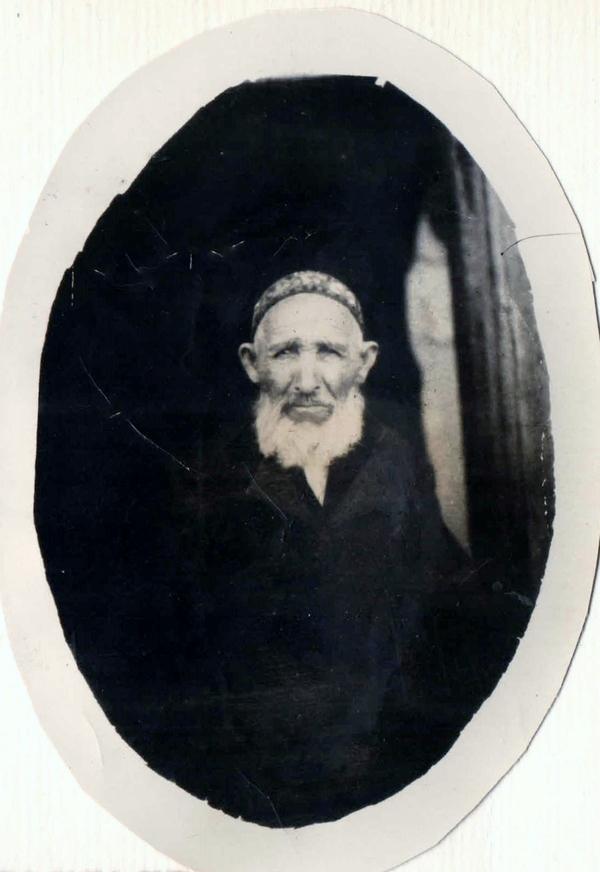 Мой древний дед. дед, родственники