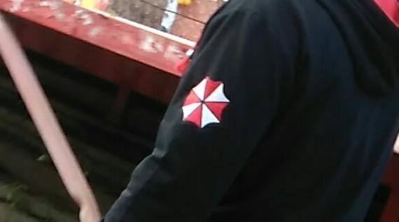 Пора закупать набор на случай зомби) Зомби, зомби-апокалипсис, umbrella corporation, моё, новосибирск