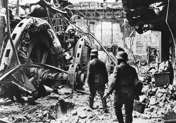 WWII Восточный фронт WW2, черно-белое фото, Не мое, История, Война, длиннопост