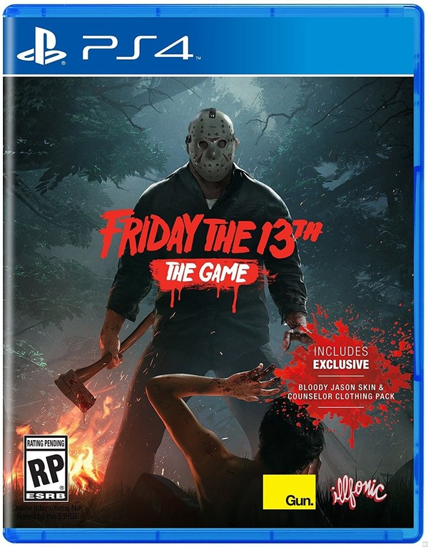 """""""Пятница, 13"""". Джейсон вернулся в видео-игре. я знаю чего ты боишься, ужасы, Игры, джейсон вурхис, анонс, видео, длиннопост"""