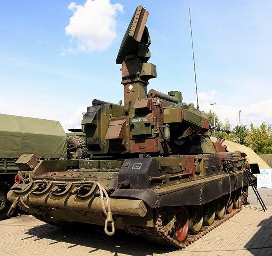 """ЗСУ """"Лаура"""" ЗСУ, Лаура, Польша, армия"""