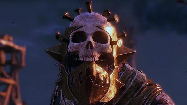 Terror tribe, одна из фракций орков в новом трейлере Middle-earth: Shadow of War Middle-earth: Shadow of War, орки, Игры, видео