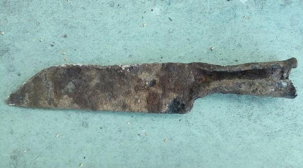 Сам себе археолог Археология, раскопки, нож