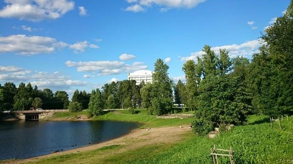 Hot kare часть 2 Республика Карелия, петрозаводск, отель