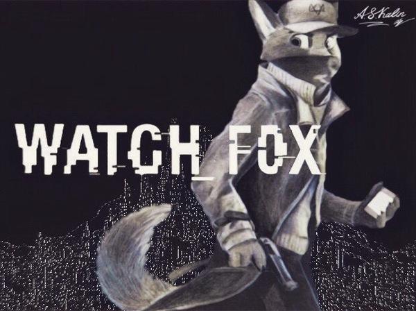 Кроссовер Зверополиса на Watch Dogs zootopia, зверополис, Nick Wilde, Watch Dogs, AndrejSKalin, crossover