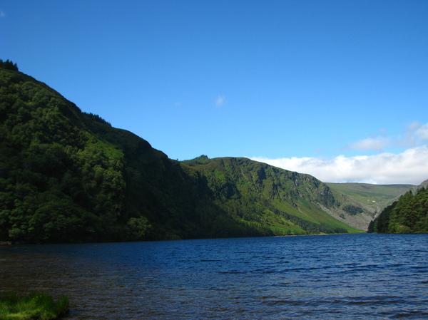 Глендалох - озера цвета Гиннесса Ирландия, Глендалох, Природа, туризм, путешествия, Озеро, длиннопост, Дублин