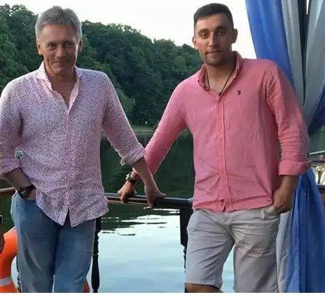 ФБК опубликовал расследование об имуществе сына Пескова Песков, сын пескова, Политика, Алексей Навальный