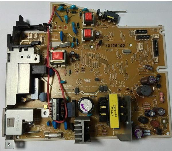 Прошу помощи с ремонтом МФУ HP1522n Помощь, ремонт, МФУ, блок питания, длиннопост
