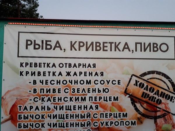 Правила русского языка реклама, креветка, русский язык