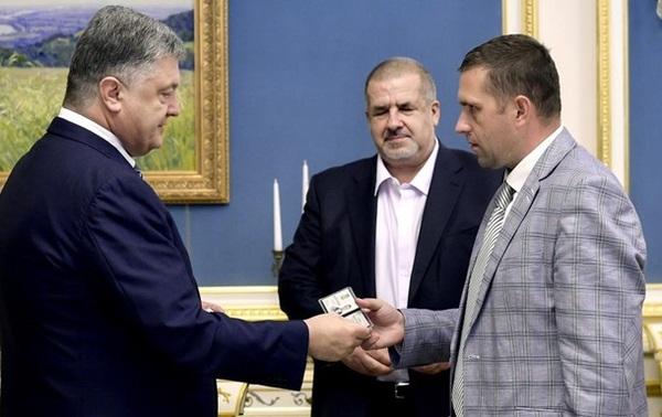 Новости из дурдома: Порошенко назначил своего постпреда в Крыму Крым, постпред, Украина, порошенко, политика, маразм