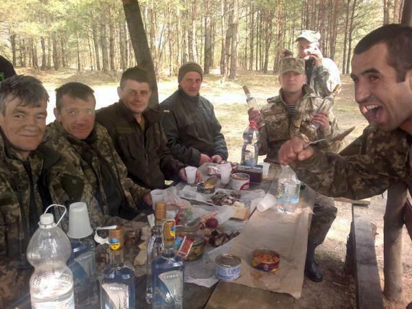 В Нацгвардии Украины рассказали о создании специальных рот из пьяниц. Украина, рота из пьяниц, украинская армия, политика