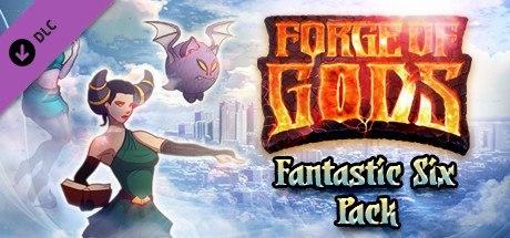Forge of Gods: Fantastic Six pack (DLC) embloo, steam, халява