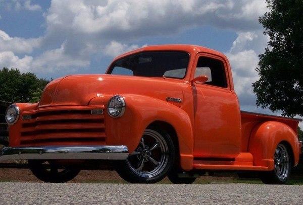 1948 Chevrolet 3100 Pickup Chevrolet, авто, машина, пикап, длиннопост