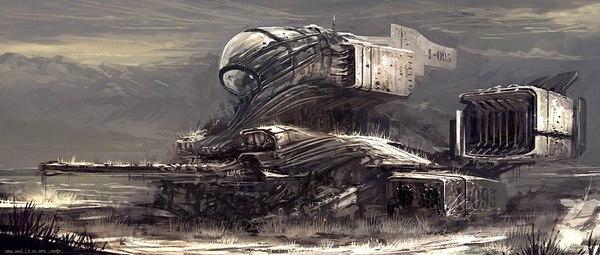 Фантастическая зарисовка №5 (Часть Вторая) Фантастическая зарисовка, ненаучная фантастика, фантастика, рассказ, длиннопост