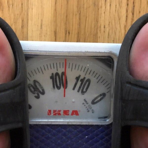 Похудение: день 4, вес 103 кг. ActionBlog, Похудение, спорт, длиннопост