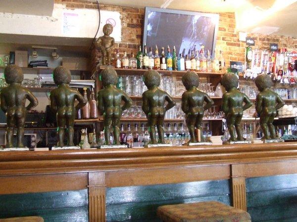 Лучшие колонны для розлива пива, какие только можно придумать