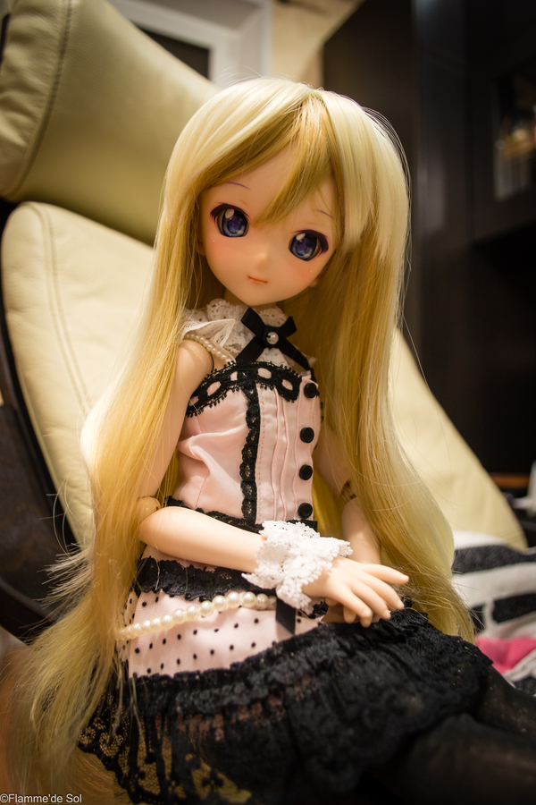 DollfieDream - Ирис, редакция третья MiniDollfieDream, фотография, хобби, Кукла, аниме