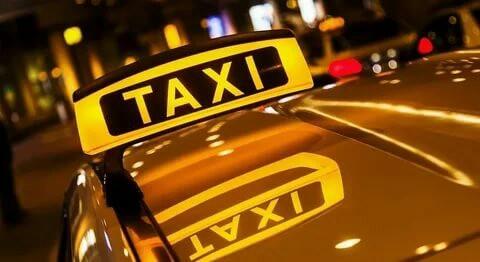 Странные клиенты Такси, кавказцы