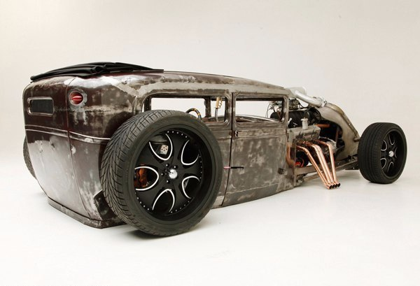Blurred Lines – Luxury RaT-RoD RaT-RoD, кастом, авто, машина, длиннопост