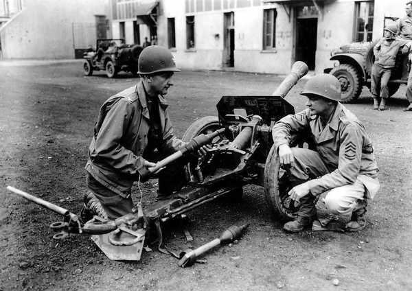 8,8 cm Raketenwerfer 43 «Puppchen» . Необычное оружие ч.11 Оружейная лига, Длиннопост, Фотография, Редкое и необычное оружие, Видео