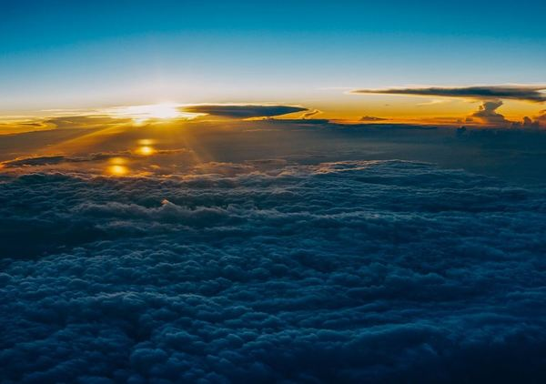 Небесной красоты пост Небо, облака, фотография, Подборка, красота, длиннопост